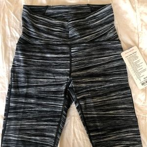 Lululemon Train Times 7/8 Pant leggings size 6